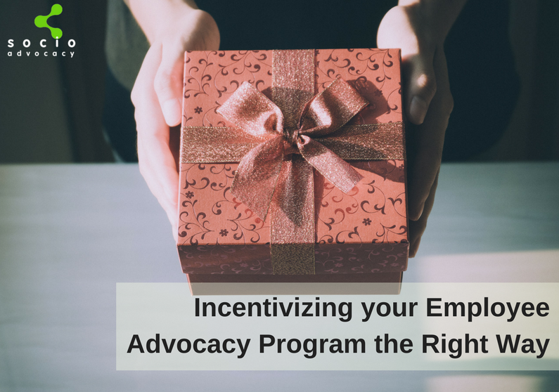Incentivize Your Employee Advocacy Program